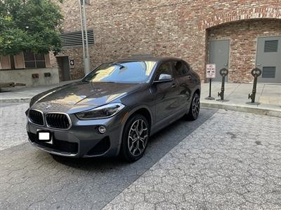 2018 BMW X2 lease in San Francisco,CA - Swapalease.com