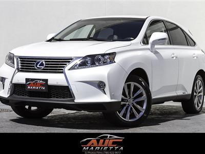 2019 Lexus RX 450h F Sport lease in Los Angeles,CA - Swapalease.com