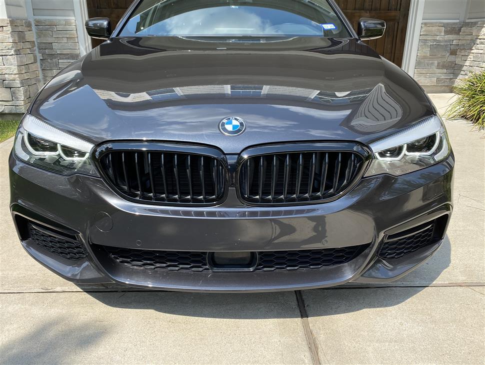 2019 BMW 5 Series lease in Houston, TX