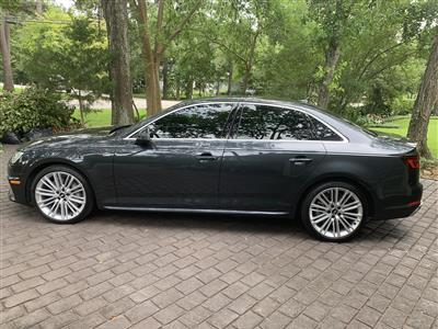 2019 Audi A4 lease in Houston,TX - Swapalease.com