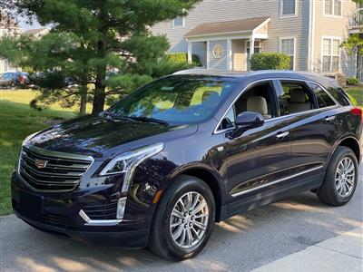 2018 Cadillac XT5 lease in LEWIS CENTER,OH - Swapalease.com