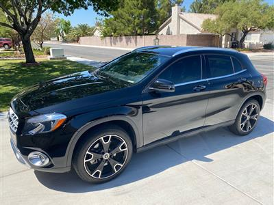 2019 Mercedes-Benz GLA SUV lease in Las Vegas,NV - Swapalease.com