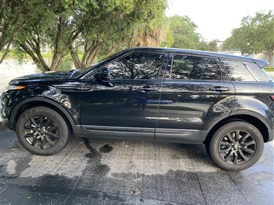 2018 Land Rover Range Rover Evoque lease in Clearwater,FL - Swapalease.com