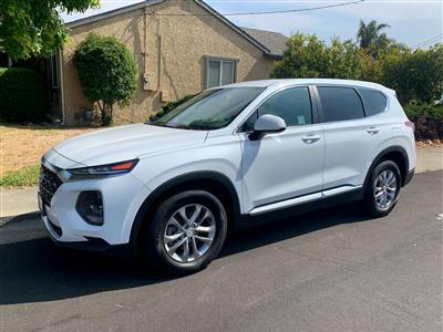 2020 Hyundai Santa Fe lease in San Lorenzo,CA - Swapalease.com