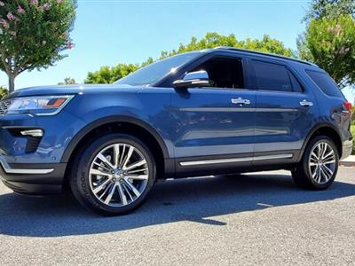 2019 Ford Explorer lease in Morgan Hill,CA - Swapalease.com