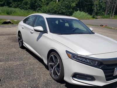 2019 Honda Accord lease in Riverwood,IL - Swapalease.com