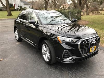 2020 Audi Q3 lease in Old Tappan,NJ - Swapalease.com