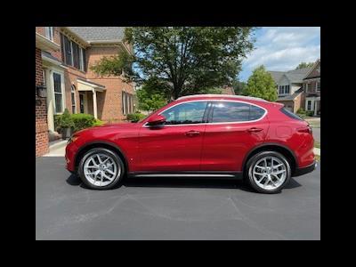2019 Alfa Romeo Stelvio lease in Newtown,PA - Swapalease.com