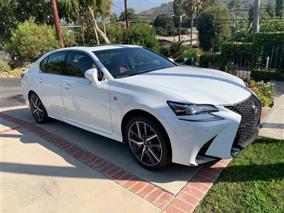 2019 Lexus GS 350 F Sport lease in Santa Ana,CA - Swapalease.com