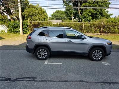 2019 Jeep Cherokee lease in Revere,MA - Swapalease.com