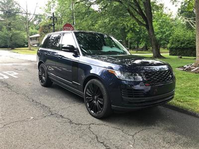 2019 Land Rover Range Rover lease in Pomona,NY - Swapalease.com