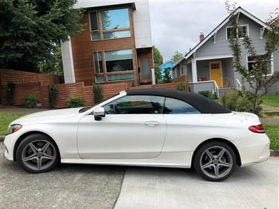 2018 Mercedes-Benz C-Class lease in Seattle,WA - Swapalease.com