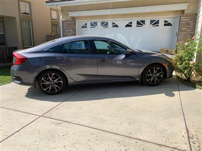 2018 Honda Civic lease in Simi Valley,CA - Swapalease.com