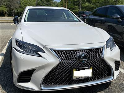 2018 Lexus LS 500 lease in Wyckoff,NJ - Swapalease.com