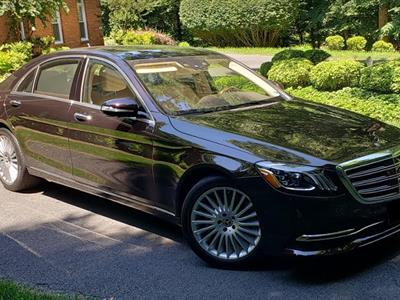 2018 Mercedes-Benz S-Class lease in Clifton,VA - Swapalease.com