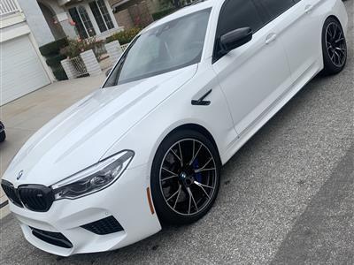 2019 BMW M5 lease in Huntington Beach,CA - Swapalease.com