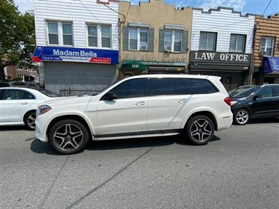 2018 Mercedes-Benz GLS-Class lease in Brooklyn ,NY - Swapalease.com