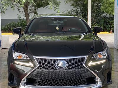 2018 Lexus RC 350 F Sport lease in Sunrise,FL - Swapalease.com