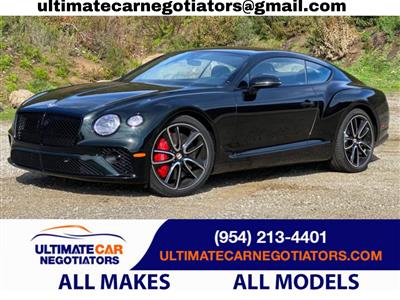 2020 Bentley Continental lease in Fort Lauderdale,FL - Swapalease.com