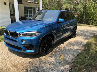 2018 BMW X5 M lease in Pacific Palisades,CA - Swapalease.com