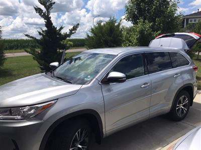 2018 Toyota Highlander lease in Olathe,KS - Swapalease.com