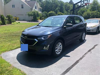 2019 Chevrolet Equinox lease in Jackson,NJ - Swapalease.com