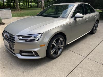 2017 Audi A4 lease in Mt. Vernon ,OH - Swapalease.com
