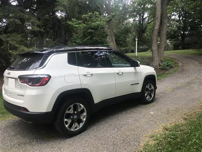 2019 Jeep Compass lease in Howell,MI - Swapalease.com