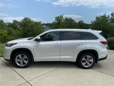 2018 Toyota Highlander lease in Cincinnati,OH - Swapalease.com