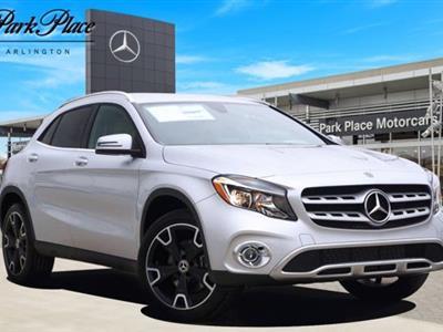 2020 Mercedes-Benz GLA SUV lease in DALLAS,TX - Swapalease.com