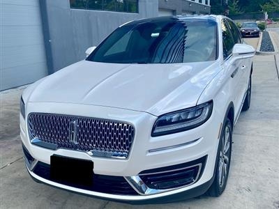 2019 Lincoln Nautilus lease in Chicago,IL - Swapalease.com