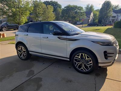 2020 Land Rover Range Rover Evoque lease in SOUTH LION,MI - Swapalease.com