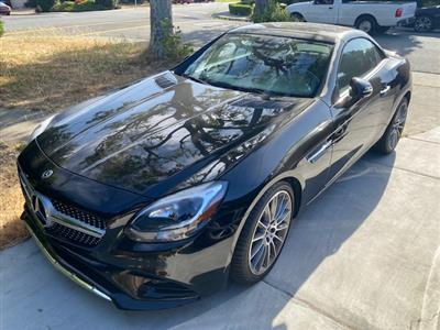 2019 Mercedes-Benz SLC Roadster lease in San Leandro,CA - Swapalease.com