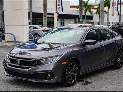 2019 Honda Civic lease in Miami,FL - Swapalease.com
