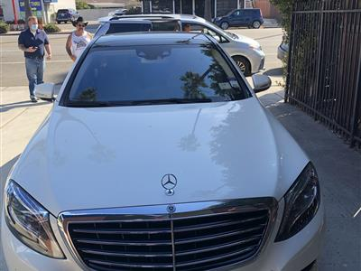 2017 Mercedes-Benz S-Class lease in Los Angeles,CA - Swapalease.com