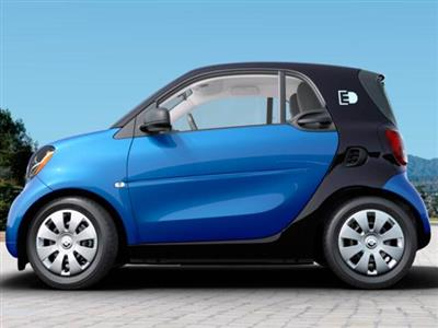 2018 smart fortwo electric drive lease in Georgetown,TX - Swapalease.com