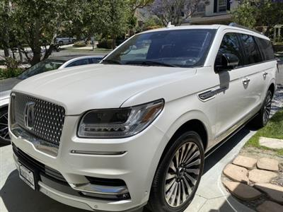 2019 Lincoln Navigator L lease in Ladera ranch,CA - Swapalease.com