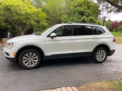 2018 Volkswagen Tiguan lease in Hillsborough,NJ - Swapalease.com