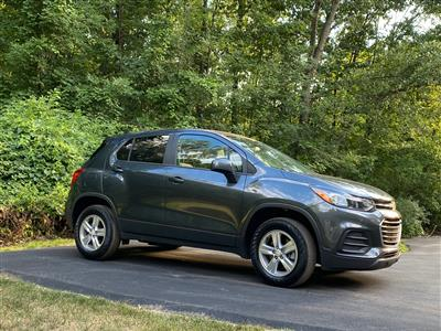 2019 Chevrolet Trax lease in FENTON,MI - Swapalease.com