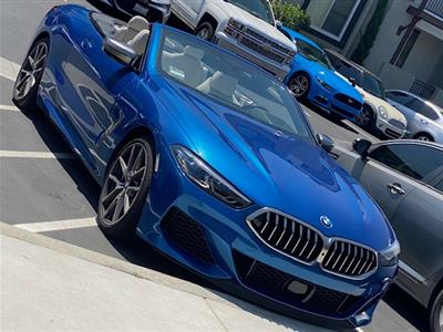 2019 BMW 8 Series lease in Mission Viejo,CA - Swapalease.com