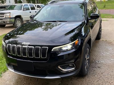 2019 Jeep Cherokee lease in Vermillion,SD - Swapalease.com