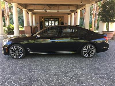 2019 BMW M760i xDrive lease in Charleston,SC - Swapalease.com