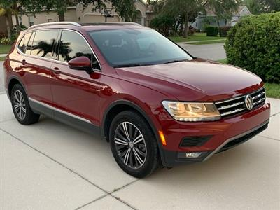 2018 Volkswagen Tiguan lease in Lakewood Ranch,FL - Swapalease.com