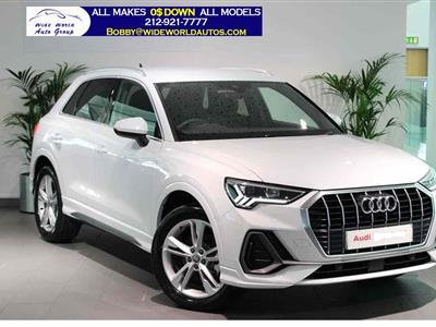 2020 Audi Q3 lease in New York,NY - Swapalease.com