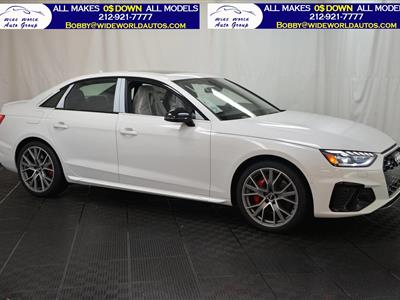 2021 Audi S4 lease in New York,NY - Swapalease.com