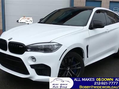 2021 BMW X6 M lease in New York,NY - Swapalease.com