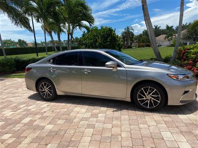 2018 Lexus ES 350 lease in Satelite,FL - Swapalease.com