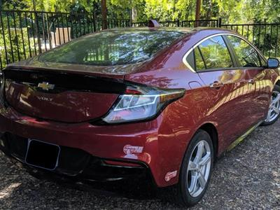 2018 Chevrolet Volt lease in Morgan Hill,CA - Swapalease.com