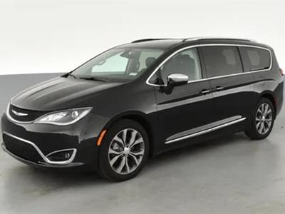 2018 Chrysler Pacifica lease in Waterbury,CT - Swapalease.com