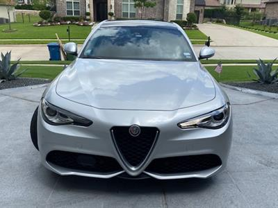 2019 Alfa Romeo Giulia lease in Flower Mound,TX - Swapalease.com
